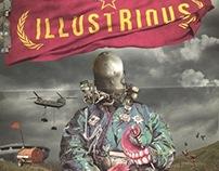 "Illustration: ""Illustrious"" & ""Ablutions""."