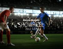 Showreel 2012 v3.2