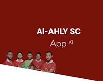 Al-Ahly-App Ui Design