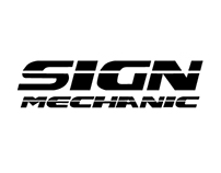 "Designs Created for ""SIgn Mechanic"""