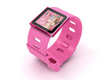 iPod nano wrist band : Correa para iPod nano
