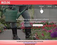 UX design - A (SAAS) software website