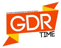 GDR Time Magazine Logo