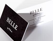 Belle Spa & Clinic - branding