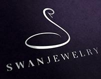 LOGO DESIGN   Swan Jewelry