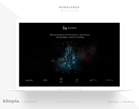 Monoceros Website