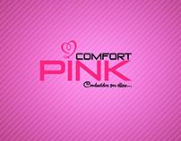Campaña Lanzamiento Comfort Pink