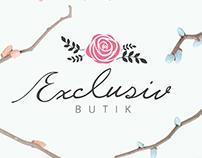 Butik Exclusiv Logo Design