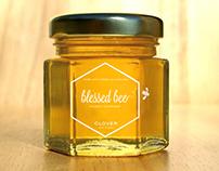 Blessed Bee Honey