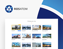 ROSATOM — Map of social projects