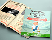 Football Champions League Magazine