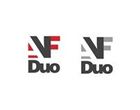 """ANF Duo"" A music Company logo"