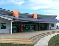 Napier Intermediate School.  Structural Concepts Ltd