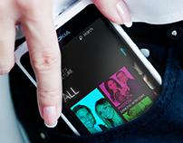 E! Entertainment  - Windows Phone Concept App