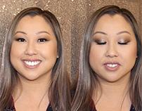 Tina - Glam Makeup