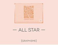All star - concours converse - [ & Aurore Michelin ]