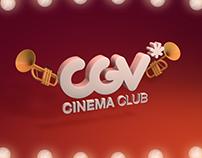 CGV CİNEMA CLUB