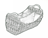 Internship: Basket Weaving Designs