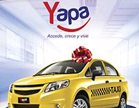 Financiera: La Yapa - Flyer, Banner, Tripticos, Vallas,