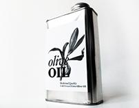 STANZIA CASTELLANI // OLIVE OIL