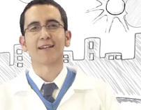 Medicity Campaign Stress / Espejo / Gol