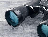 Binoculars CGI