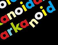 Arkanoid plakat