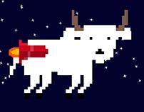 Moutons Contre Couteaux / HTML5 Mini Game