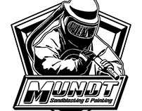 Branding for Mundt Sandblasting and Painting