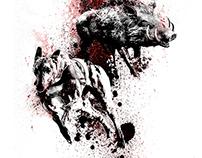 Boars & Houndz (Razorback & Greyhoundz Concert)