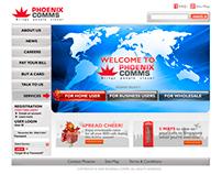 Phoenix 1516 Website