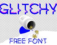 GLITCHY Free Font