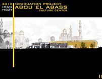 ABOU EL ABASS culture center 'graduation project'