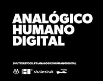 Analógico Humano Digital