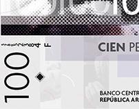Re diseño de billetes nacionales.