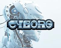 CYBORG (new typeface)