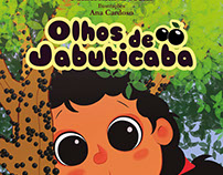 Livro Infantil Olhos de Jabuticaba 2016