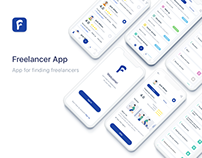 Freelancer App Concept