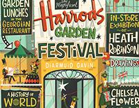 Harrods Garden festival