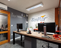 Architecture Photography - Simplar Office