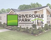 Riverdale Park: Logo re-design for Riverdale Park