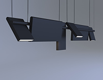 Axis lighting by SVOYA studio