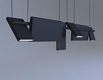 Axis lighting by SVOYA studio