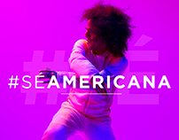 Campaña Digital #SÉ U. AMERICANA 2018.