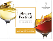 Sherry Festival Campaign