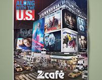Zee Cafe Along With U.S