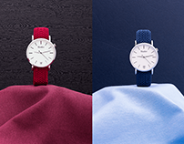 WATCH CAMPAIGN- ART DIRECTION