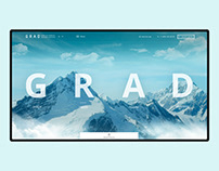 GRAD Corporate Website