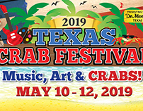 Tx Crab Fest Digital Promo