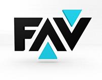 FAV 3D Logo
